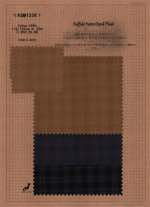 Sulfide Yarn-Dyed Plaid